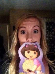 Dora is my homegirl :D