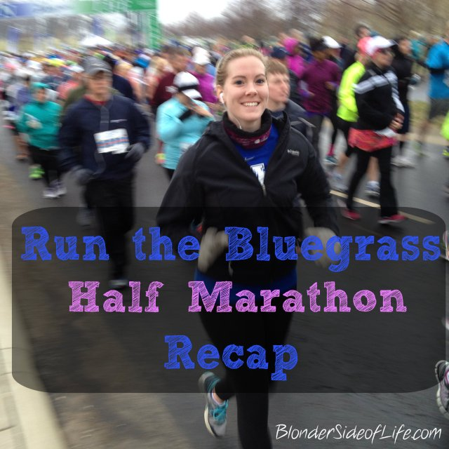 Run the Bluegrass Recap