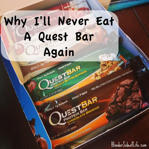 QuestBarsDontEat