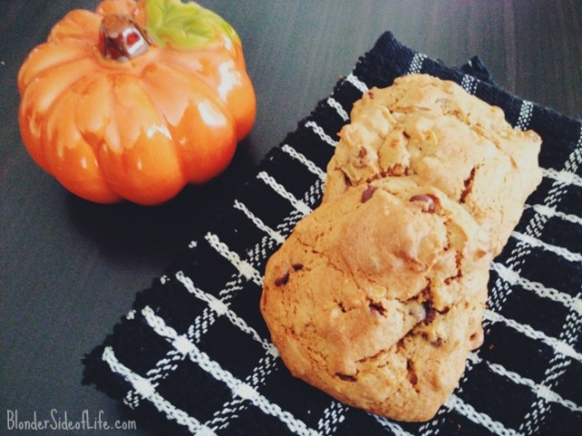 Cakemix Pumpkin Spice Oatmeal Cookies